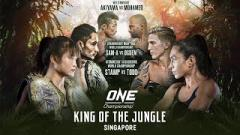One Championship: King Of The Jungle Weigh-In Results