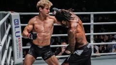 ONE Championship 96: Enter the Dragon, Sage Northcutt vs. Cosmo Alexandre