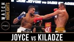 Fight-size Boxing Update: Joe Joyce, Ultimate Boxxer, Errol Spence Jr.