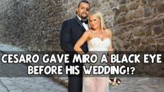 Rusev Explains How Cesaro Gave Him A Black Eye Before His Wedding