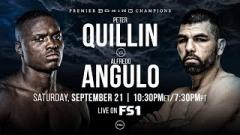 Fight-Size Boxing Update: Peter Quillin vs. Alfredo Angulo Preview, Ryan Garcia, PBC Fights Set