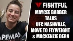 Maycee Barber Wants To Take Her Career On A Different Path Than Ronda Rousey