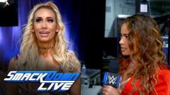 Post-SmackDown Fight-Size Update: Carmella On Why She Helped Charlotte, Kofi Kingston, More