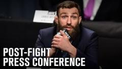 Video: UFC Fight Island 8 Post-Fight Press Conference Live Stream
