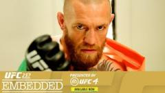 Video: UFC 257 Embedded | Episode 4: Conor McGregor In Fight Mode