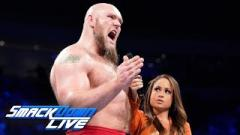 Report: WWE Believes Lars Sullivan Will Be Out Six To Nine Months With Knee Injury