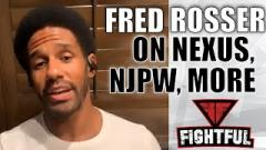 Fred Rosser (Darren Young) Credits Rocky Romero And Lance Archer For Helping Him Land In NJPW