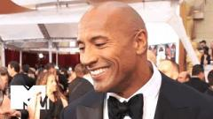 MTV Movie & TV Awards Honouring Dwayne Johnson with 'Generation' Award