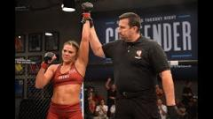 Report: JJ Aldrich Faces Lauren Mueller At UFC Fight Night Tampa