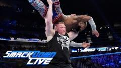 Brock Lesnar Advertised For WWE Draft Episode Of SmackDown
