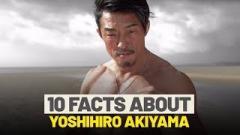 Yoshihiro Akiyama Faces Sherif Mohamed At One Championship: King Of The Jungle