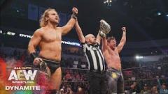 AEW Power Rankings - Week 38: Omega Protecting Hangman, Jake Hager Suspended