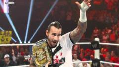Fan In Attendance At Monday's WWE RAW Says 'CM Punk' When Asked Who's The Best In The World