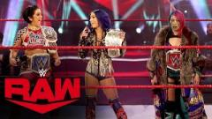Sasha Banks & Bayley Accept WWE Women's Tag Team Title Match Challenge For 7/13 Raw