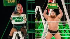 WWE Money In The Bank Winners, Cash In List