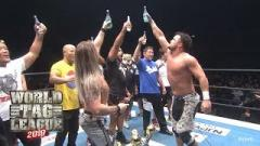 FinJuice Celebrate NJPW WTL Win, Two AEW Dynamite Locations To Be Announced | Fight-Size Update