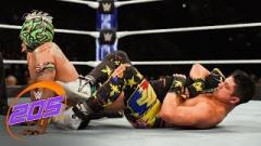TJP Does Not Understand Why Wrestlers Stake Claim To Moves