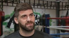 Rocky Fielding breaking down his upcoming fight with Saul 'Canelo' Alvarez.