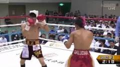 Vic Saludar To Defend WBO Minimumweight Title At Korakuen Hall