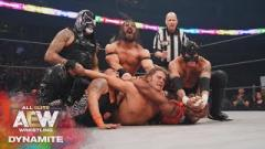 AEW Files Trademarks On 'Death Triangle' And 'All Elite Wrestling AEW Best Summer Ever'