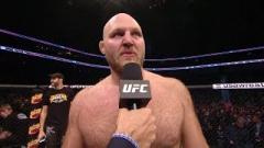 Ben Rothwell Claims Dan Miragliotta Echoed Stefan Struve's Corner At UFC Fight Night Washington DC