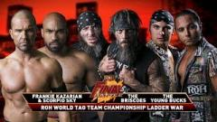 The Briscoes Beat Young Bucks And SCU At 'Final Battle' To Become 10-Time ROH Tag Team Champions