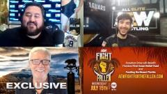 Eric Bischoff Says He And WWE Writers Watched AEW Dynamite