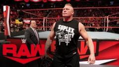 Brock Lesnar Advertised For 2/24 And 3/2 WWE Raw