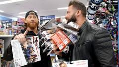 Zack Ryder & Curt Hawkins To Reveal WrestleMania Action Figures, EC3 Stays In Shape | Fight-Size Update