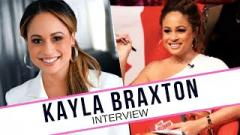 Kayla Braxton's Handling Of COVID-19 Praised By Peers In WWE
