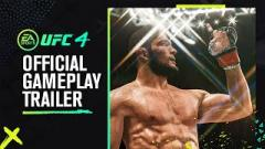 Four Fighters Get 5 Star Ratings On UFC 4 Video Game