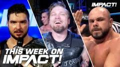 Rhino vs. Elgin, Dreamer vs. Callihan, Two Title Matches Set For 8/23 IMPACT Wrestling
