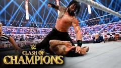 WWE Clash Of Champions 2020: Universal Title - Roman Reigns vs. Jey Uso
