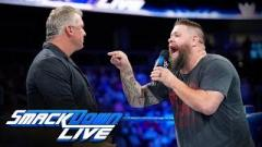Report: Kevin Owens Spoke With Vince McMahon Regarding Lack Of Face Masks Being Worn