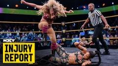 Bianca Belair And Dominik Dijakovic Listed On 2/27 NXT Injury Report