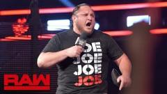 Report: Samoa Joe Suffered Concussion On WWE Raw
