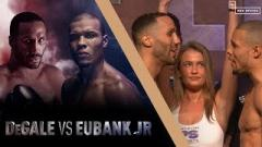 James DeGale vs. Chris Eubank Jr. Weigh-In Results