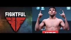 Vicente Luque On His UFC Uruguay Win, Mike Perry's Broken Nose & The Welterweight Division