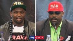 Dillian Whyte vs. Dereck Chisora To Be Aired On Showtime In The United States