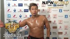 YOSHI-HASHI and YOH Suffer Knee Injuries