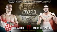 Multiple Fights Added To Cage Warriors 113, UFC Veteran Danilo Belluardo In Action