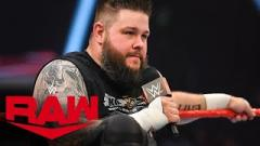 Kevin Owens Challenges Randy Orton To A Match For 8/10 WWE Raw