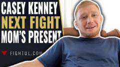 Casey Kenney Using UFC 254 Bonus To Buy His Mom A Car For Christmas