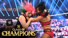 WWE Clash Of Champions 2020: Raw Women's Title - Asuka vs. Zelina Vega Result