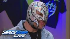 Rey Mysterio To Challenge Samoa Joe For US Title At WrestleMania 35, Updated Card