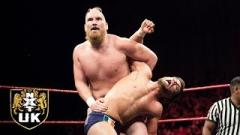 Alexander Wolfe Says He's Fine After Being 'Knocked Out' At WWE Worlds Collide