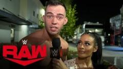 Austin Theory Recalls Finding Out He Would Be On WWE WrestleMania 36