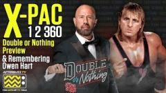 X-Pac Says AEW Shouldn't Have To Book Around Other Promotions