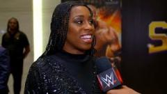 Naomi Wants To Have One Good Angle Before She Retires