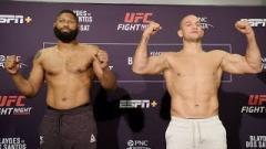 Curtis Blaydes Crushes Junior Dos Santos, Chiesa Upsets Dos Anjos At UFC Raleigh
